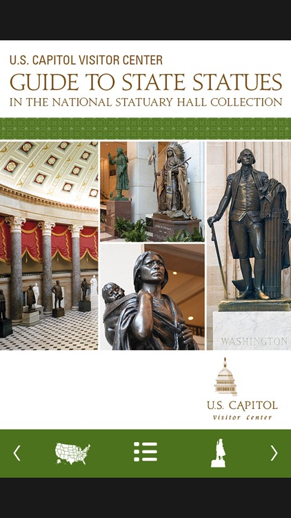 State Statues in the Capitol