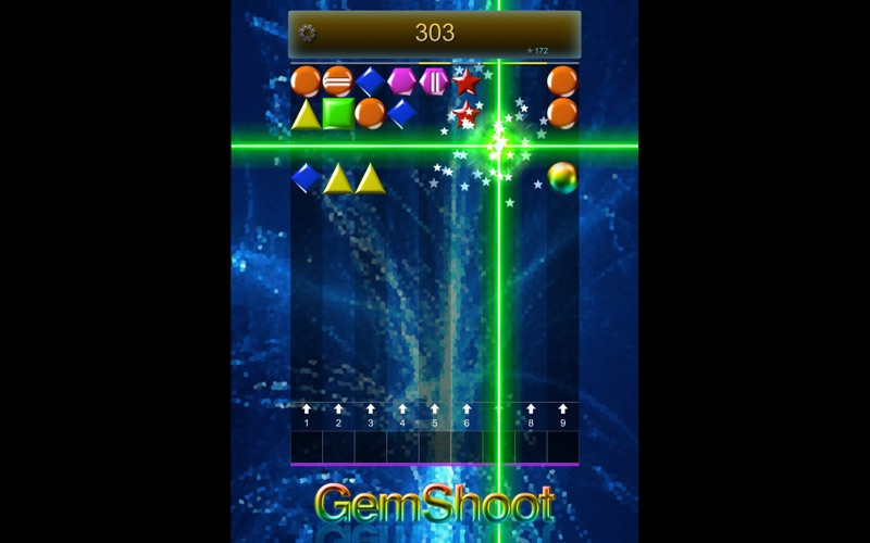Gem Shoot screenshot 1