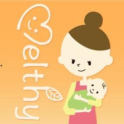 Melthy~電子母子健康手帳~