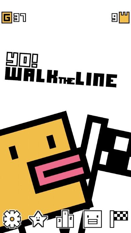 Yo! Walk the Line screenshot-0