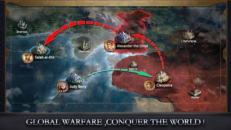 Empire Revolution: Online War! screenshot-4