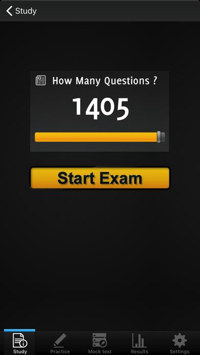 CISSP Exam Questions screenshot 3