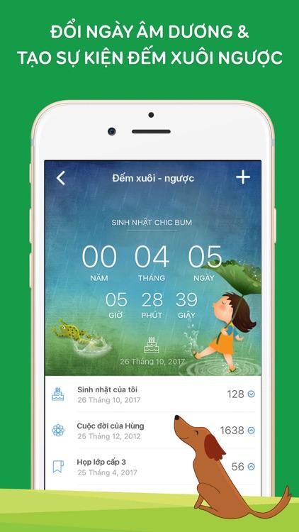 Lich Van Nien 2017 - Lich Viet screenshot-4