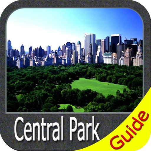 Central Park (New York) - GPS Map Navigator
