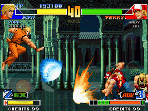 THE KING OF FIGHTERS '98のおすすめ画像4