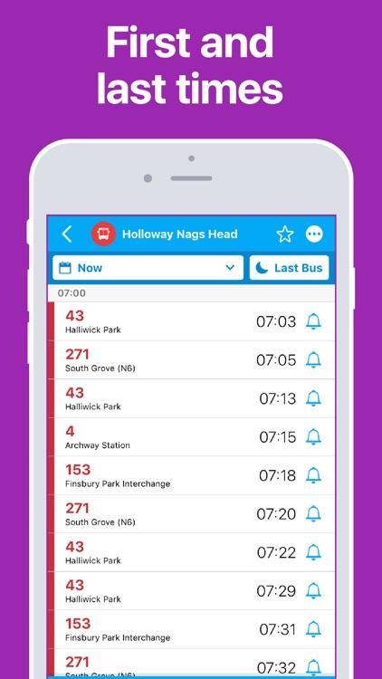 Manchester Bus & Train Times screenshot-4