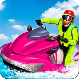 Power Boat Racing Game
