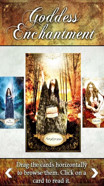 Goddess Enchantment Oracle screenshot-3