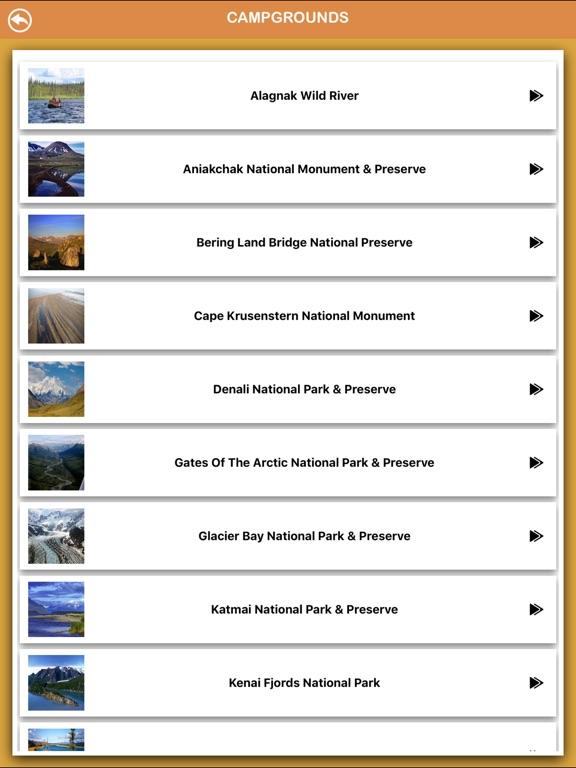 Alaska Parks National & State-ipad-2
