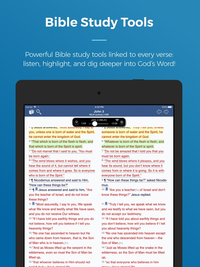 Blue letter bible on the app store malvernweather Choice Image