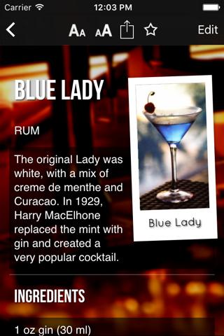 Cocktailpedia - náhled