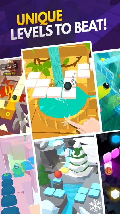 Dancing Ball World: Music Game screenshot-4