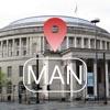 Manchester Offline Map & Guide