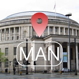 Manchester Offline Map & Guide