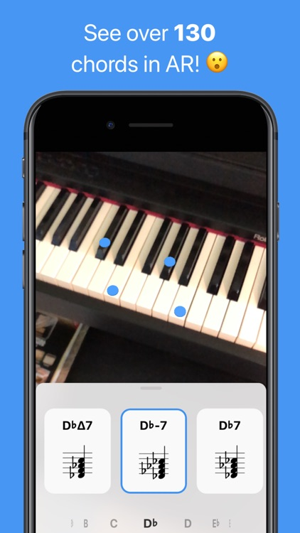 Tonic - AR Chord Dictionary