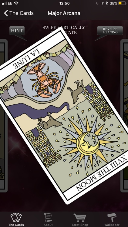 Tarot Card Meanings screenshot-3