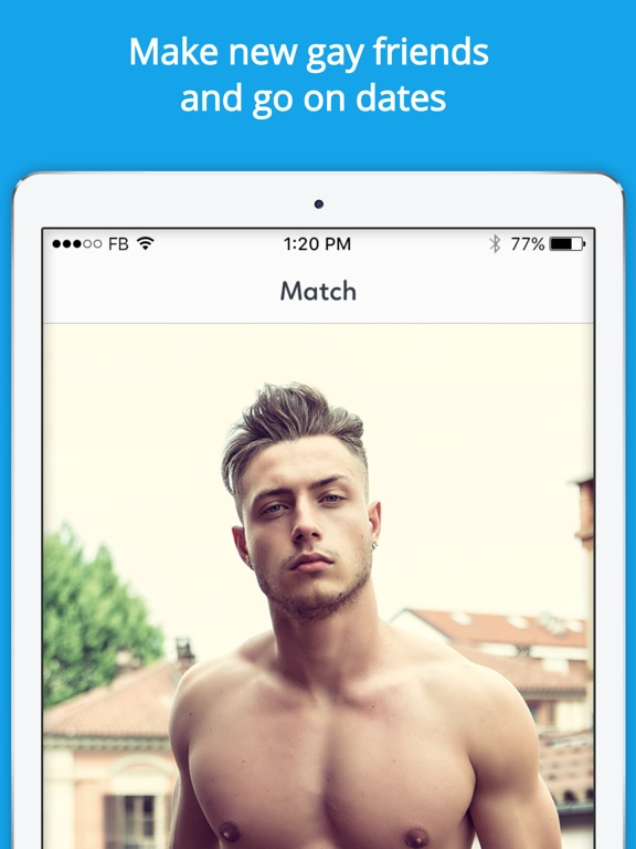 Gay dating sociala nätverkssajter