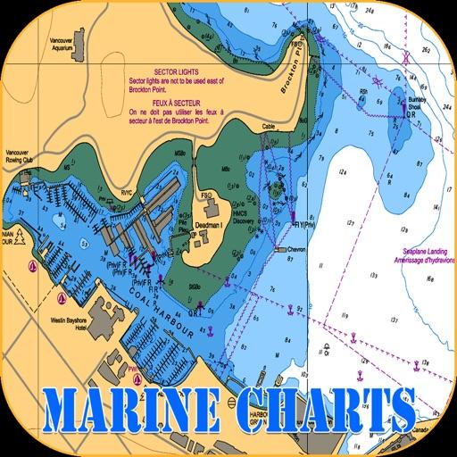USA Marine Charts NOAA MGR