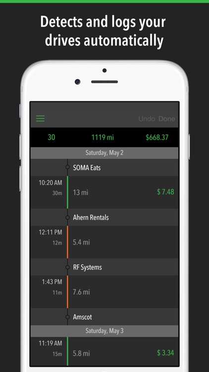 MileBot - Mileage Tracker Bot screenshot-0