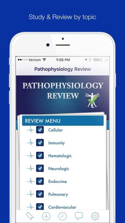 Pathophysiology Review screenshot-1