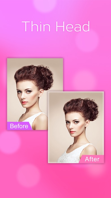 Slim & Skinny -Thin Face Photo app image