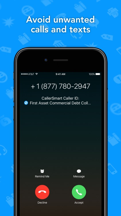 CallerSmart: Caller ID + Block screenshot-1