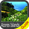 Azores Islands charts GPS map Navigator