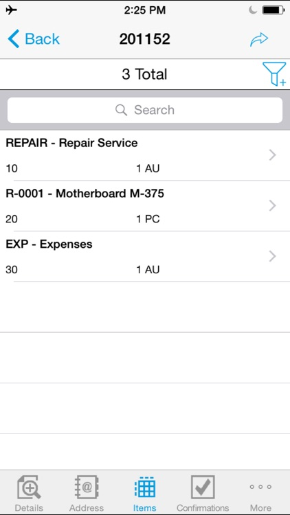 SAP CRM Service Manager screenshot-3