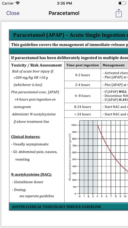 Austin Health Toxicology screenshot-3