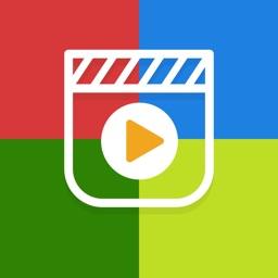 Videos Collage Editor