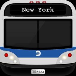 Transit Tracker - New York (MTA/NJT)