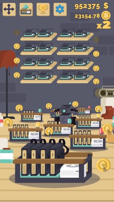 Bitcoin mining: life simulator-2