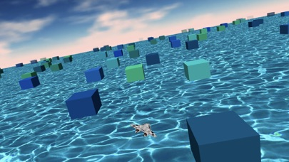 Cube Runner screenshot two