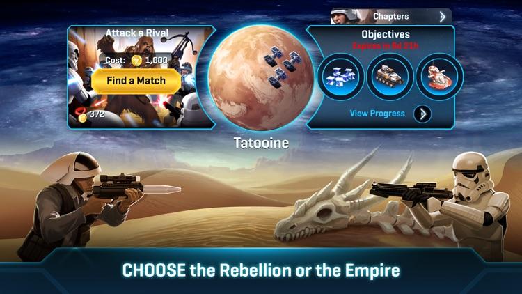 Star Wars™: Commander screenshot-4