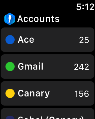 Screenshot #6 for Canary Mail - Secure Email App