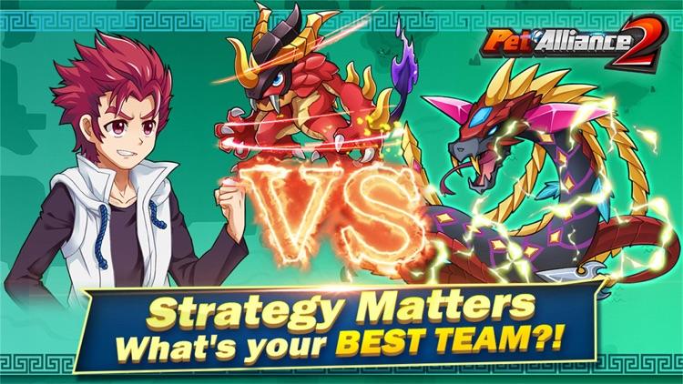 Pet Alliance 2 - Pets Battle