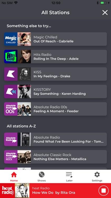 Heat Radio - We love pop. screenshot-4