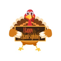Thanksgiving Animated Stickers