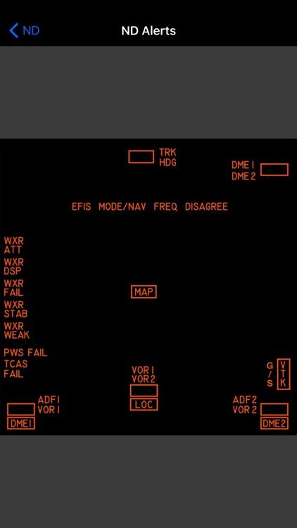 B737 Alerts screenshot-3