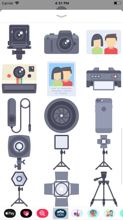 Camera & Photography Stickers