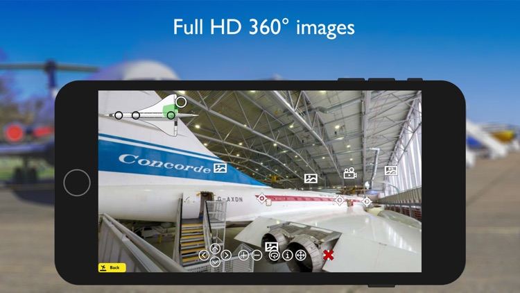 Concorde 101 360° Virtual Tour screenshot-3