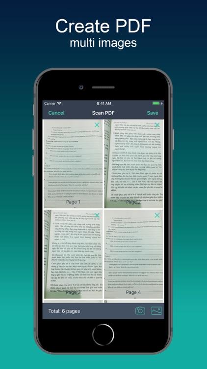 Scanner App: Scan PDF for me