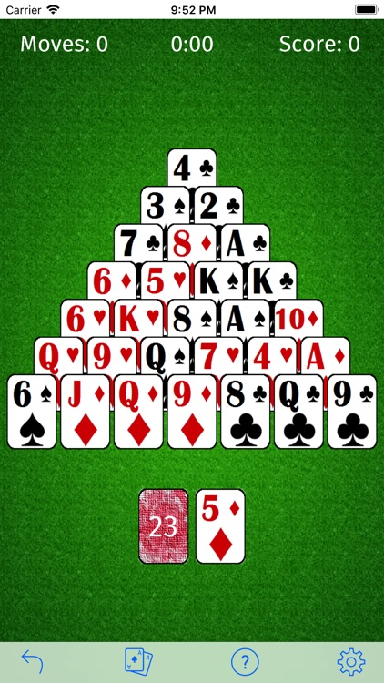 Pyramid ++ Solitaire