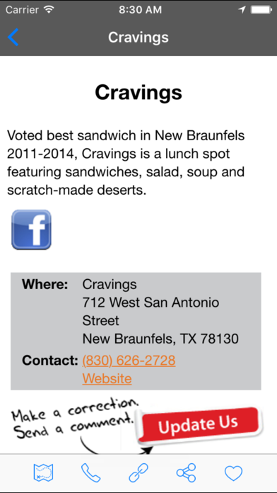New Braunfels Texas Screenshot