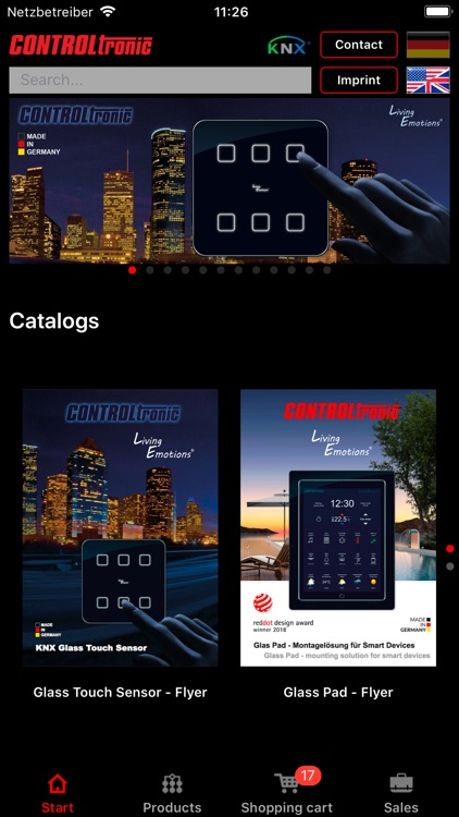 CONTROLtronic Catalog