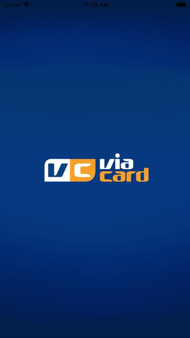 ViaCard screenshot one