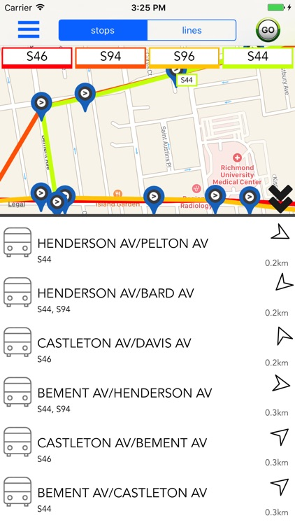 Staten Island Public Transport Guide screenshot-0