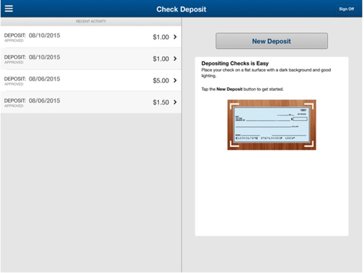 People's United Bank for iPad screenshot-3