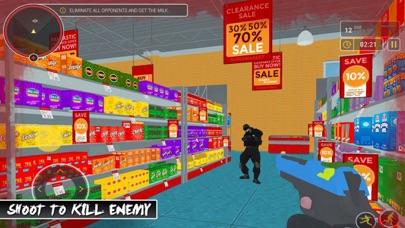 Robber Shooting Gun EscapeScreenshot of 3
