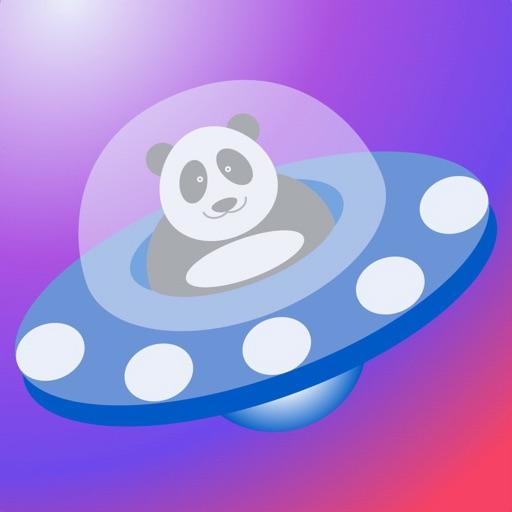 Panda UFO